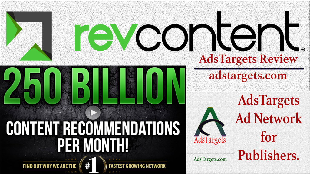 RevContent Review Adsense alternative ad network for publishers