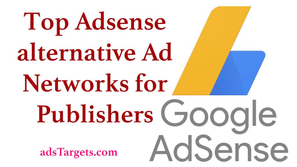 Adsense alternative ad network