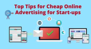 Cheap Online Advertising