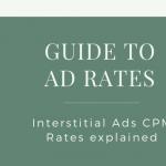 Ads CPM rates