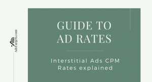 Ads CPM rates