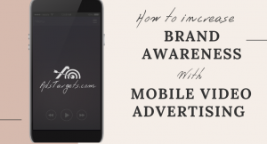 Mobile video advertising