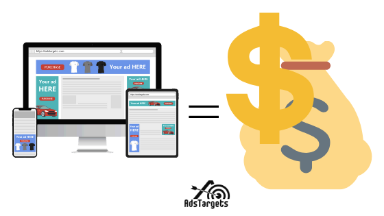 Make money Posting Ads on your Blog