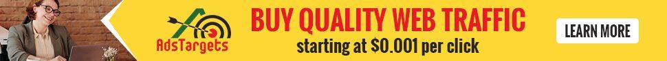 Buy quality website traffic