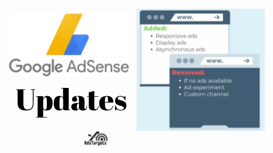 Google Adsense Ad Units updates- What Publishers need to know