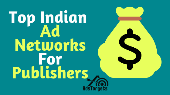 Best 16 Indian ad networks for publishers