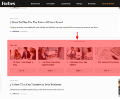 Top 10 Native Advertising Examples That works