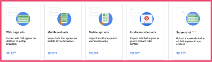 Google Ad manager delivery tools