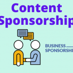 Content Sponsorship: All you Need to Know