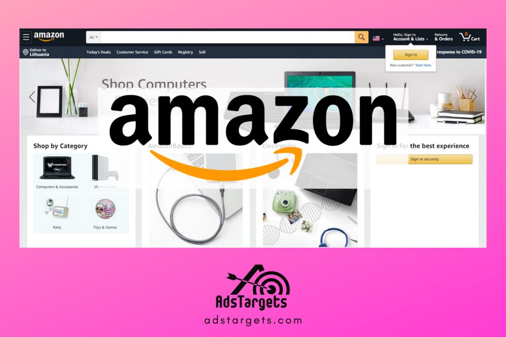 Amazon free advertising