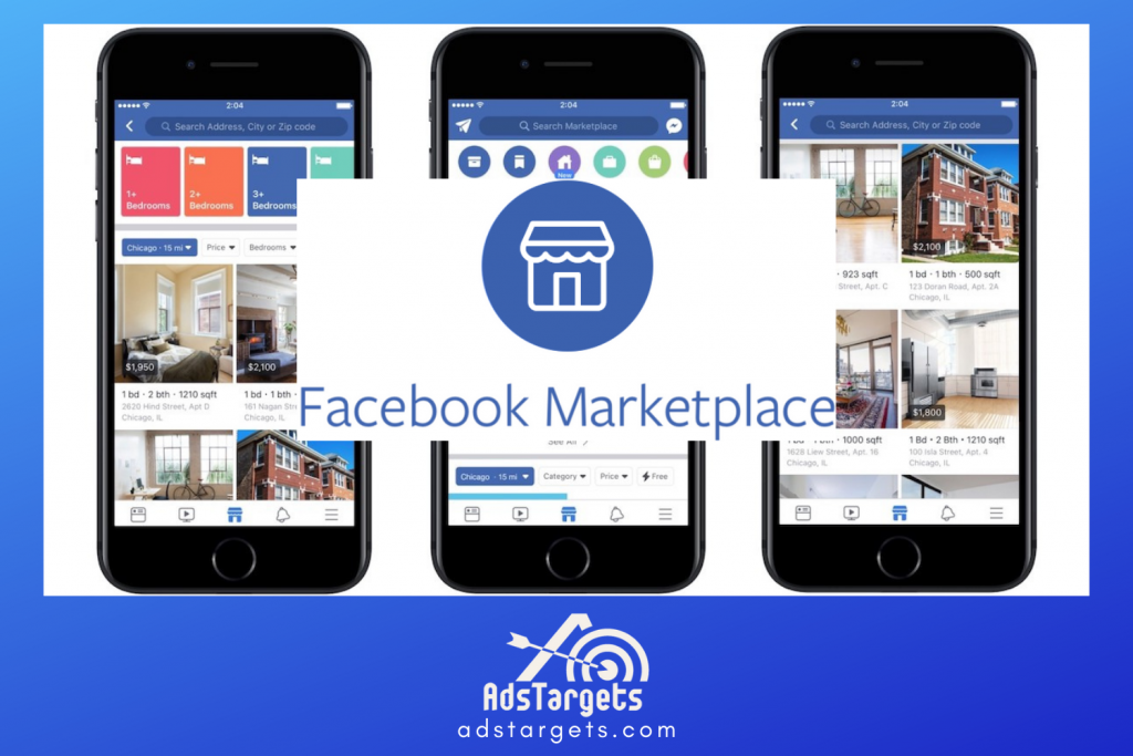 Facebook Marketing place free advertising