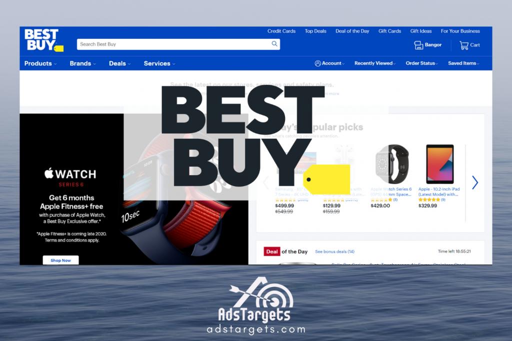 Best Buy free advertising site