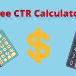 CTR Calculator: Free Click through rate tool