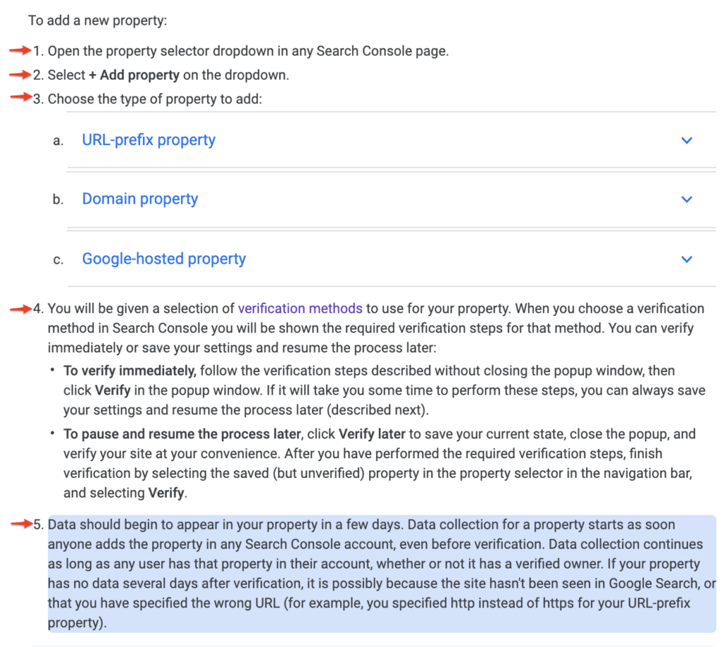 Add a new property