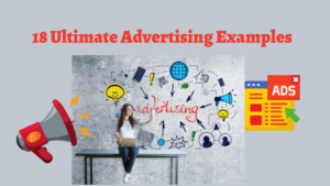 Advertising examples