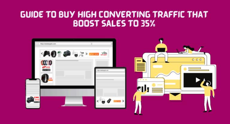 Buy High Converting Traffic