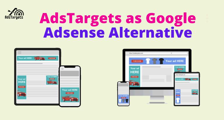 Google Adsense Alternative