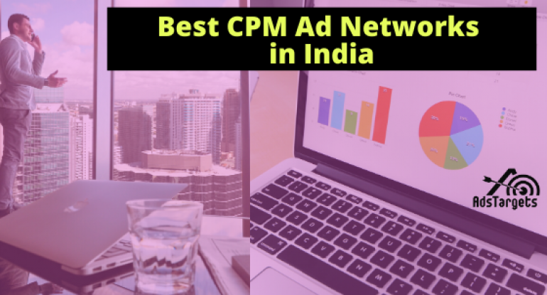 CPM Ad Networks in India