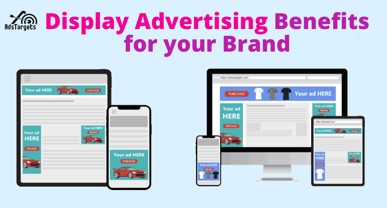 Display Advertising Benefits