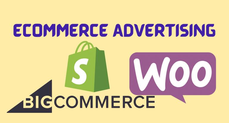 Ecommerce advertising