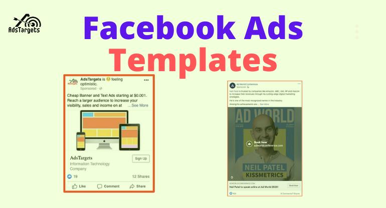 Facebook Ad Templates