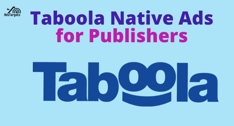 Taboola Native Ads