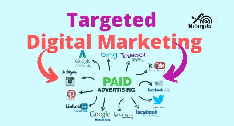 Targeted digital marketing