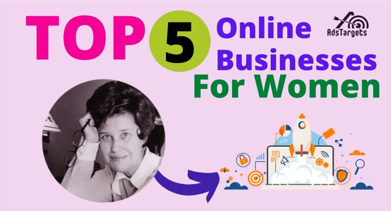 Online businesses for women