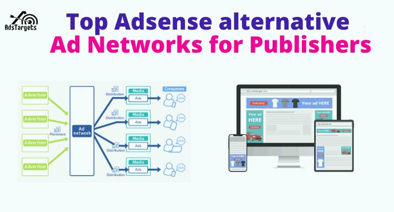 Adsense alternative Ad Networks