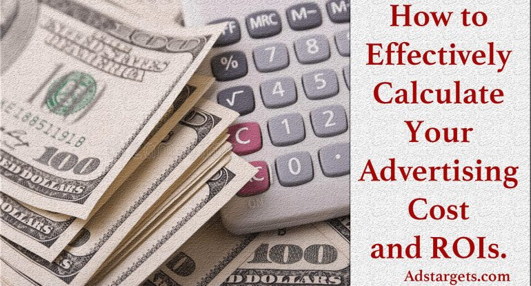 calculating-advertising-cost